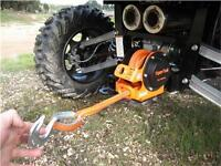 ATV WINCHES ON SALE!!! TIGERTAIL TOW SYSTEMS IN STOCK & ON SALE!