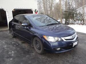 2009 Acura CSX with Tech Package