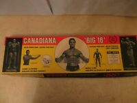 "Vintage Weider Canadiana ""Big 16"" Steel Expander Home Gym Set"