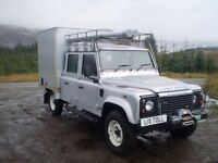 Land Rover Defender 130 Double Cab County Pick Up 2.4 TDCi