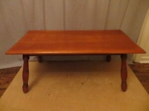 Solid Wood Coffee Table London Ontario image 1