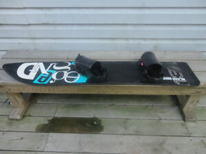 Black Snow Legend Snowboard