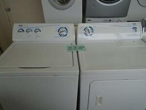 1000917 ENSEMBLE LAVEUSE SECHEUSE INGLIS WASHER AND DRYER SET