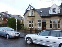 A Spacious Three Bedroom Unfurnished End Terrace House in Scotstoun, Westland Dr. Glasgow (ACT 450)