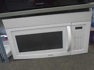 1001126 MICRO ONDE COMBINE HOTTE SAMSUNG MICROWAVE HOOD COMBINATION