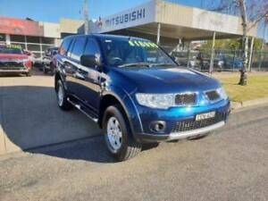 2011 Mitsubishi Challenger LS PB Auto 4x4 MY11 Young Young Area Preview