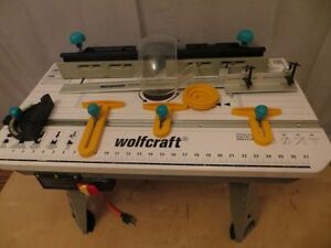 Wolfcraft Rotary Table London Ontario image 2