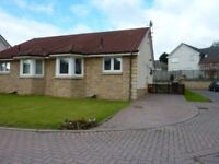 2 bedroom semi-detached bungalow to rent - Invergowrie. Unfurnished. £750/month
