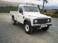 Land Rover Defender 110 Hi Capacity Pick Up 2.4 TDCi