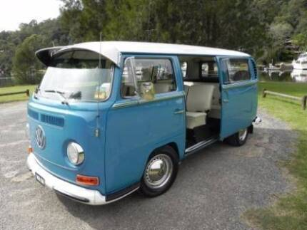 Wanted: VW Kombi wanted any model any condition or parts