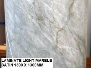 CARAVAN LINING LIGHT MARBLE 1300 X1300MM , BENCHTOPS , DOORS South Kempsey Kempsey Area Preview