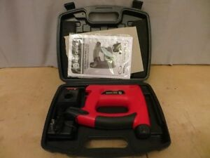 King Canada 4.8 Cordless Stapler Kit London Ontario image 2
