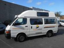 Toyota Hiace Hi Top Campervan for sale- Sydney Call 0 Woolloomooloo Inner Sydney Preview