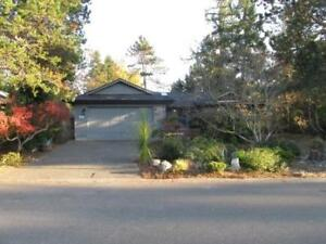 Large 2 Bed, 2 Bath House in Cadboro Bay