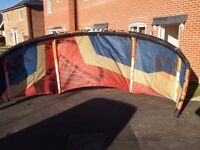 Liquid Force NRG 10m Kitesurf Kite