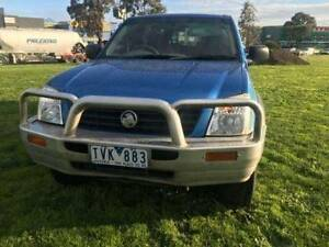 2005 Holden Rodeo dual cab  Ute With Roadworthy certificate Campbellfield Hume Area Preview