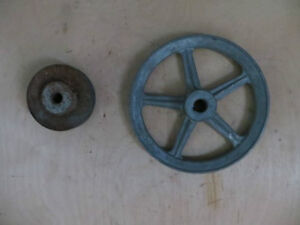 Machine Belt Motor Wheel