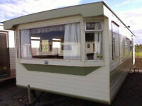 Static caravan for sale, off-site, pre-owned BK Calypso 26 x 10 ft 2 bedrooms, in good condition