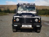 Land Rover Defender 110 XS Utility 2.2 TDCi with lots of extras!!!