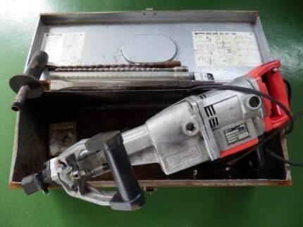 Kango 12kg Hammer Drill & Jackhammer Bundall Gold Coast City Preview