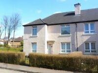 Fully furnished 2 bedroom upper cottage flat in Knightswood,easy access to West End, & City Centre.