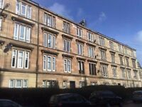 2 Bed top floor furnished flat to rent on Roslea Drive, Dennistoun, Glasgow East End