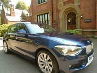 2013 BMW 1 Series 2.0 118D URBAN 5DR AUTOMATIC Hatchback Diesel Automatic