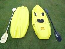 Kayaks (2) ideal for children and small adults. Save $$$$ Bundaberg Central Bundaberg City Preview