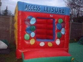 Bouncy Castles for sale. Prices from £200