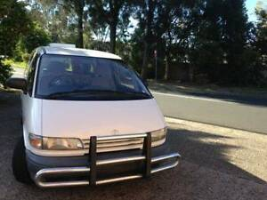Toyota Tarago 2 Person Campervan - Sydney Call  Woolloomooloo Inner Sydney Preview