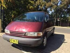 Toyota Tarago 2 Person Campervan - Sydney Call 0 Woolloomooloo Inner Sydney Preview