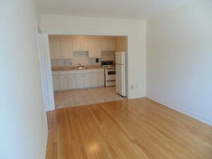 WALK TO NSCC -  1 BED APARTMENT WITH HARDWOOD!  PROMOTION!