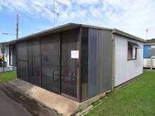 onsite semi permanent caravan in park Greenwell Point Shoalhaven Area Preview