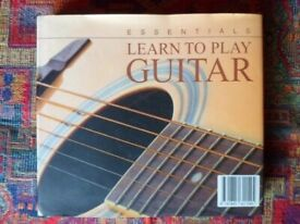 """""""Learn how to play guitar"""" By Jeff Ellis"""