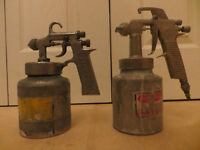 2 Spray Guns