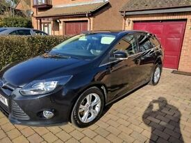 FORD FOCUS AUTO ESTATE 4 MONTH WARRANTY NEW CAM BELT, Full Recent Service, Heated Front Screen