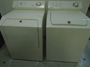 1000877 ENSEMBLE LAVEUSE SECHEUSE MAYTAG ATALANTIS WASHER AND DRYER SET