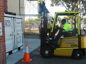 *2 day Forklift Course $350* Bellevue Swan Area Preview