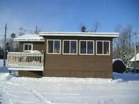 2 Bdrm Partially Furnished Unit on Wabigoon Lake to Rent