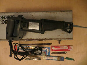 Black & Decker Industrial Reciprocating Saw / Cutsaw London Ontario image 3
