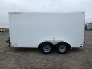 *GUARANTEED LOWEST PRICE* 7 X 14 W/HD RAMP *$6,065 TAX IN* Edmonton Edmonton Area image 4