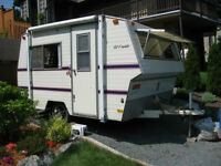 FOR RENT ONLY: 12 FOOT TRAVEL TRAILER $50 per night