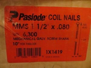 Paslode Coil Nails London Ontario image 4