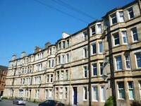 Available an unfurnished 2 bed flat on Marwick Street, Dennistoun (ref 411)