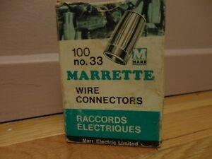 Marrette Wire Connectors
