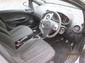 Vauxhall Corsa 1.4 petrol, 5 door hatchback