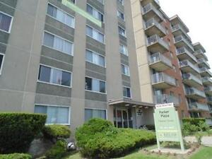 CENTRALLY LOCATED ONE BEDROOM WAITH BALCONY AND HARBOUR VIEW!