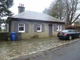Three Bedroom Unfurnished Bungalow in Peaceful Location, Corsliehill Road, Johnstone (ACT 84)