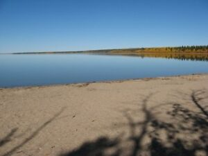 10 Acre Lakeside Lot at Delaronde Lake, SK