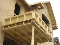 ✹Deck-Walkout-Canopy-Wall Removal-Underpinning/Building Permits✹